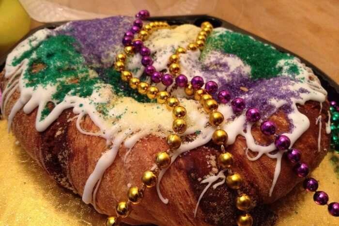 Russian King Cake