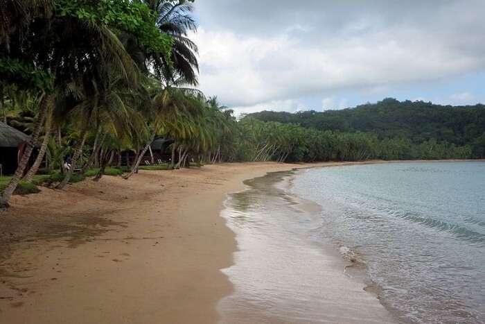 São Tomé Island