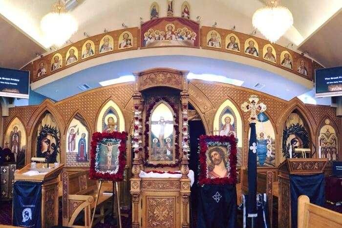 Saint George Coptic Church