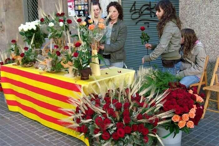 Saint Jordi Day