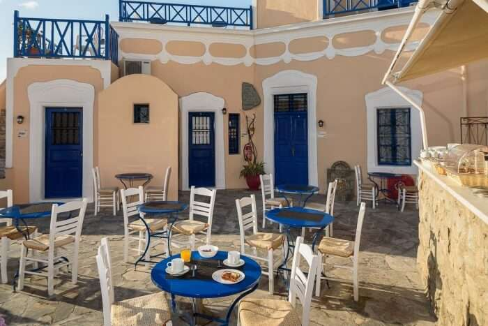 Santorini Hostel Kykladonisia
