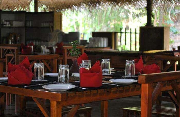 Saruketha restaurant