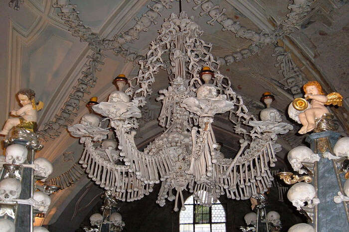 "Sedlec ossuary ""Bone Church"""