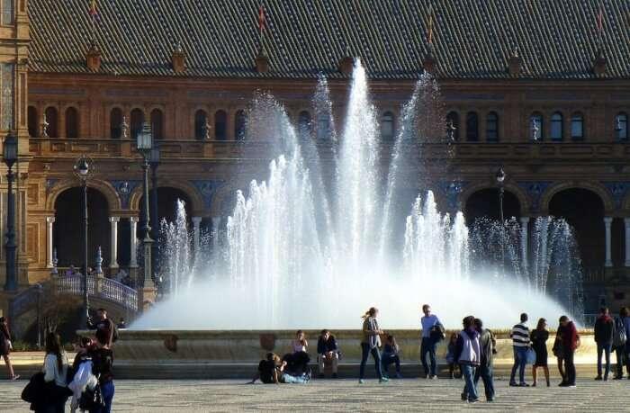 Seville Weather In December
