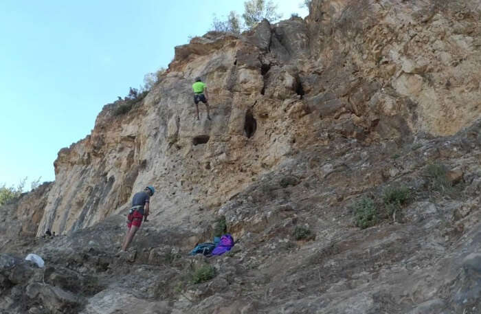 Shilat Cliff