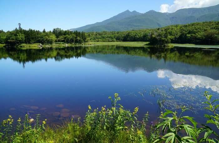 Shiretoko Five Lakes