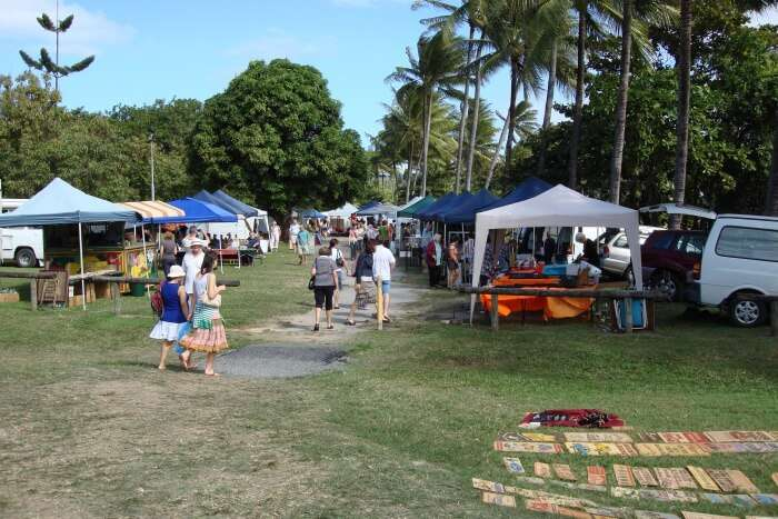 Shop at the Port Douglas Markets