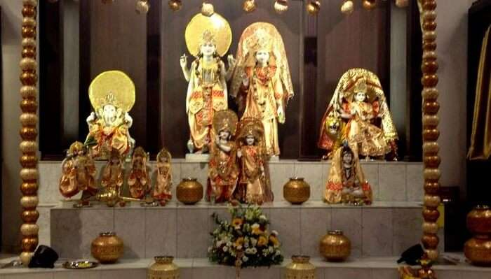 Shri Vishnu Mandir