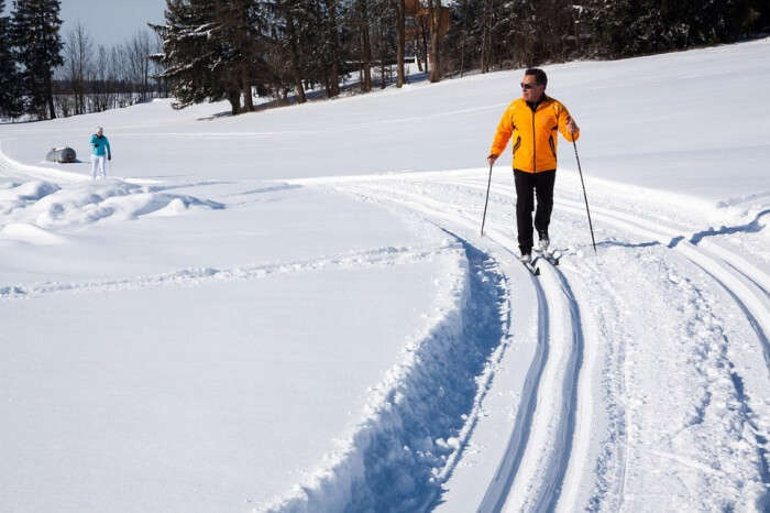 Ski Slopes are waiting for you