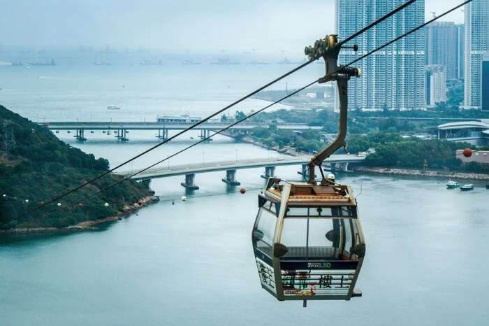 Skip-the-Line Ngong Ping 360 Tramcar
