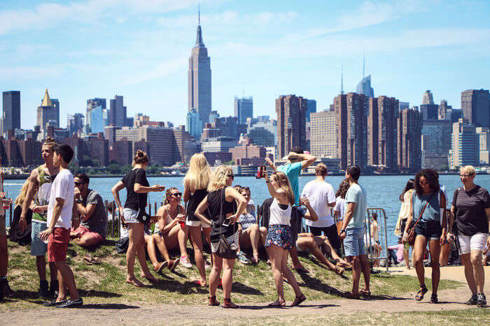 most popular festival in New York