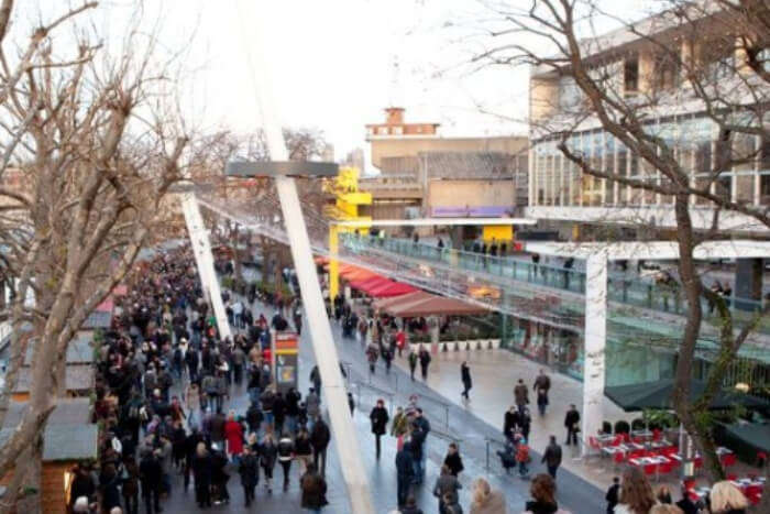 Southbank Centre Wintertime Festival