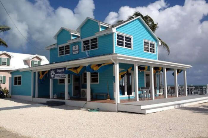 Spanish Wells Museum in Bahamas
