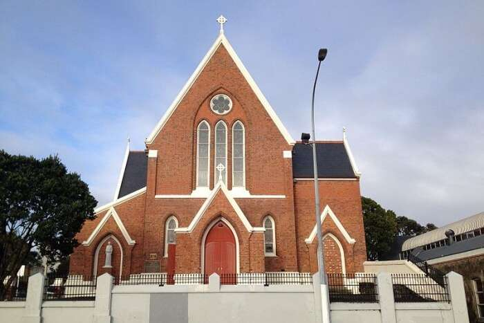 St Benedict's Parish Of Newton-Auckland