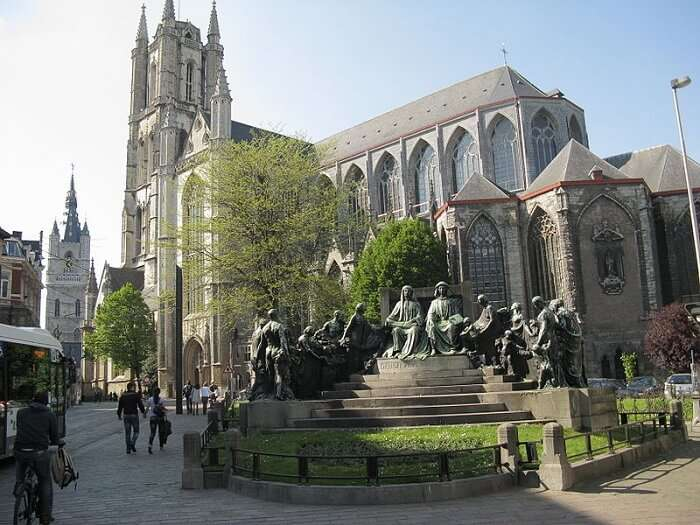 St. Bavo Cathedral