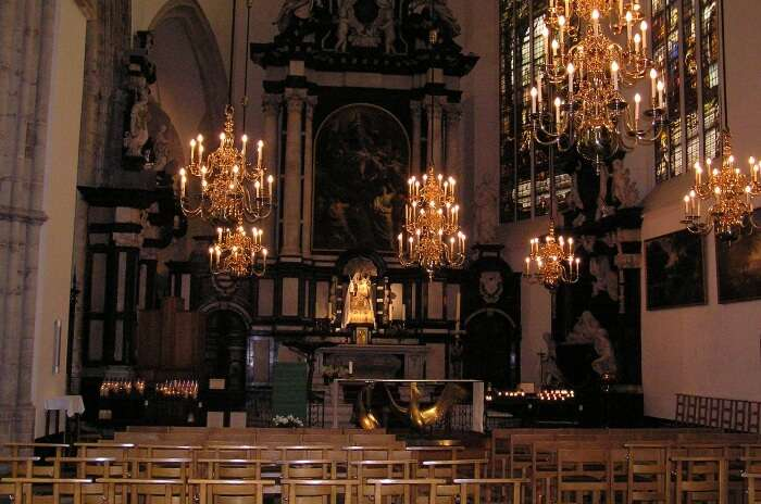 St.-Michael-And-St.-Gudula-Cathedra