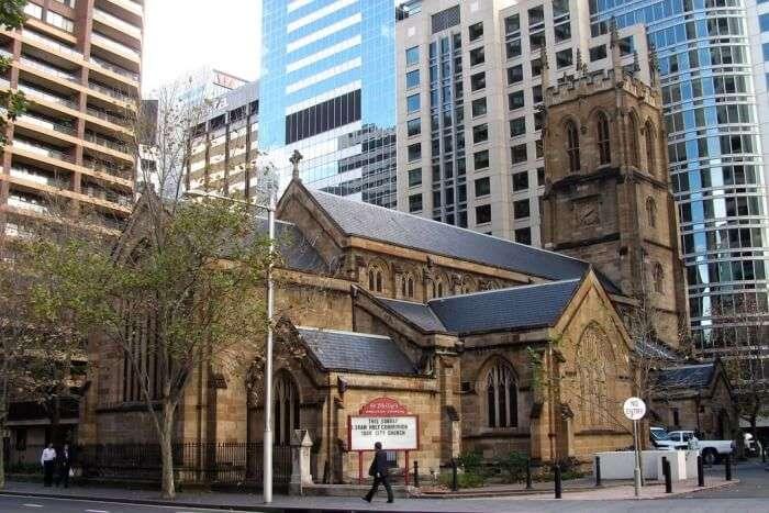 St. Philips' Church