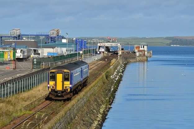 Stranraer Line