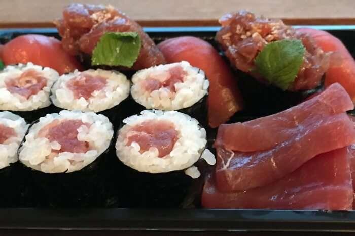 Sushi Leo