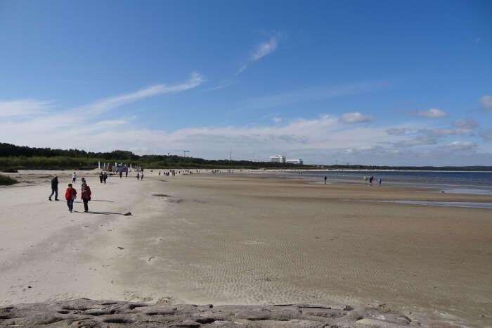 Swinoujscie Beach