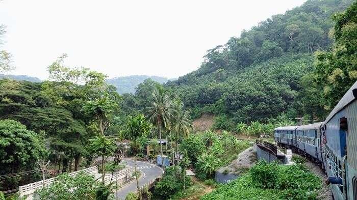 Take A Train Journey From Ernakulam in Kerala