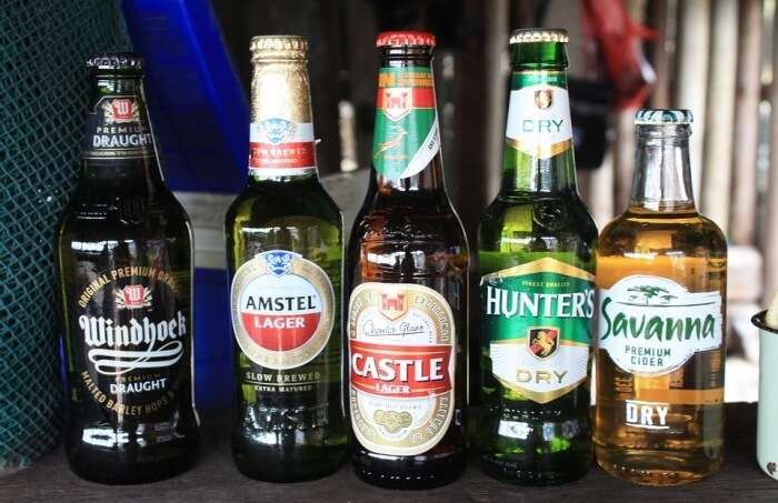Taste the best of South African