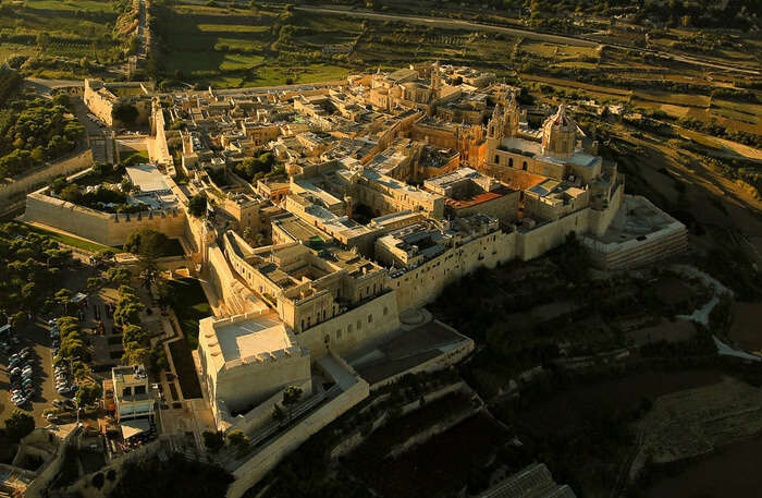 The Capital of Mdina