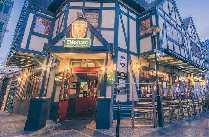 The Elephant British Pub