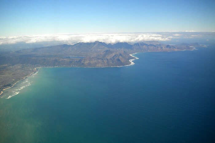 The False Bay Side