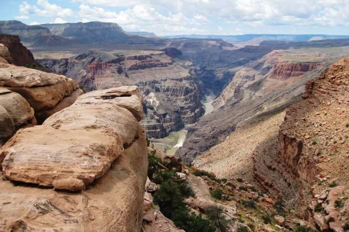 The Grand Canyon Loop