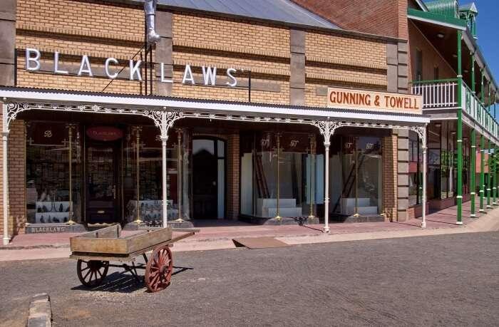 The Kimberley Mine Museum