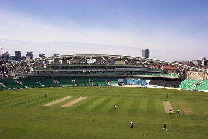 The Oval Stadium
