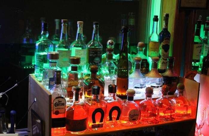 Bear bottles