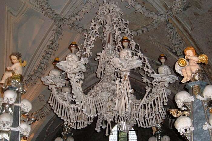 The Sedlec Ossuary