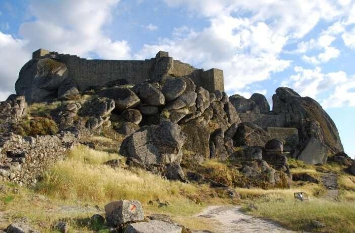 The Small Castle of São João