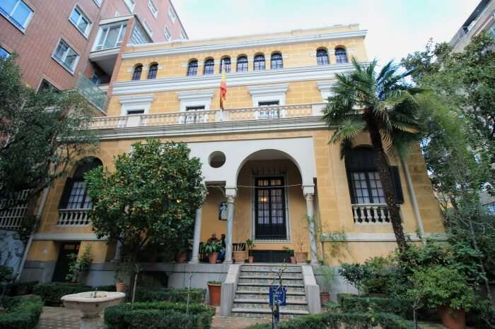 SOROLLA MUSEUM in Madrid (Spain).
