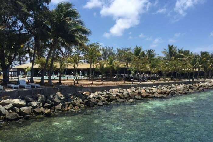 The Swallow Reef Resort