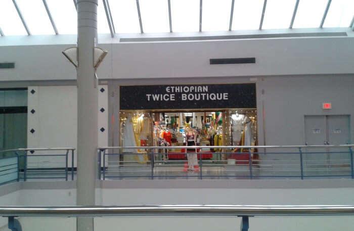 landmark for shopping