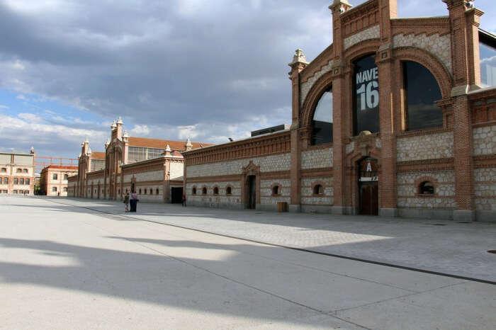 The trip to Matadero Madrid