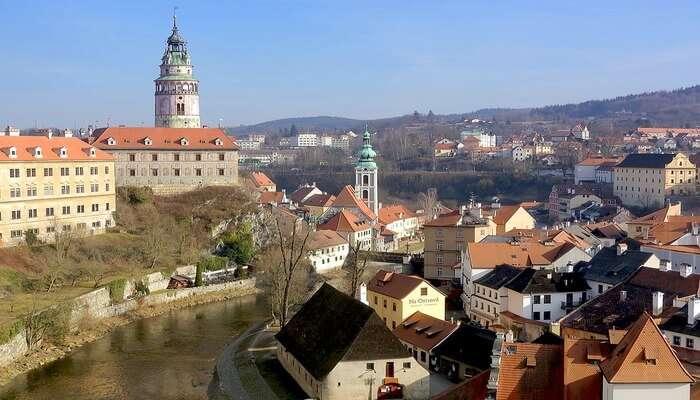 The_Krumlov_Castle
