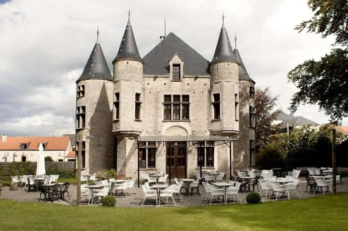 Thermae Boetfort Spa and Hotel