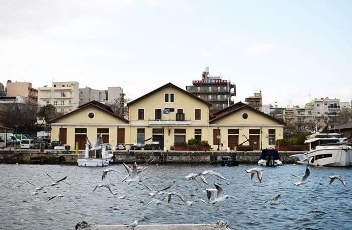 Thessaloniki to Alexandroupoli