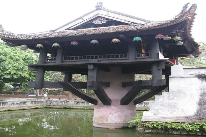 Things You Must Know About One Pillar Pagoda