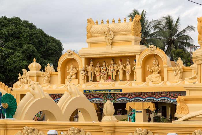 Thirumurugan Temple