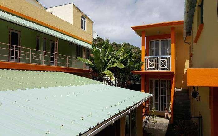 Ti Pavillon