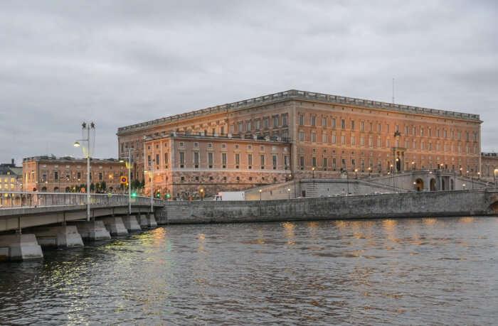 Ticket Fee of  Stockholm Tour