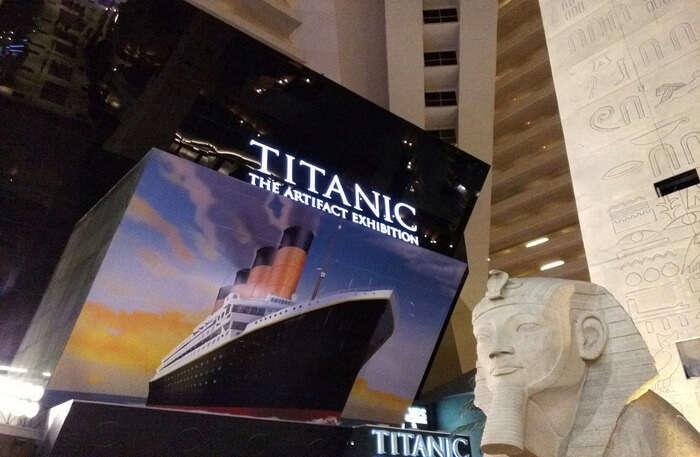 Titanic Artifact Museum
