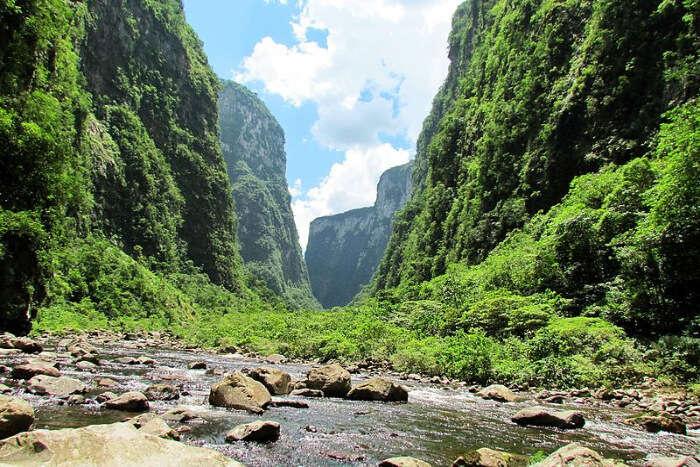 Trilha Do Rio Do Boi Trek