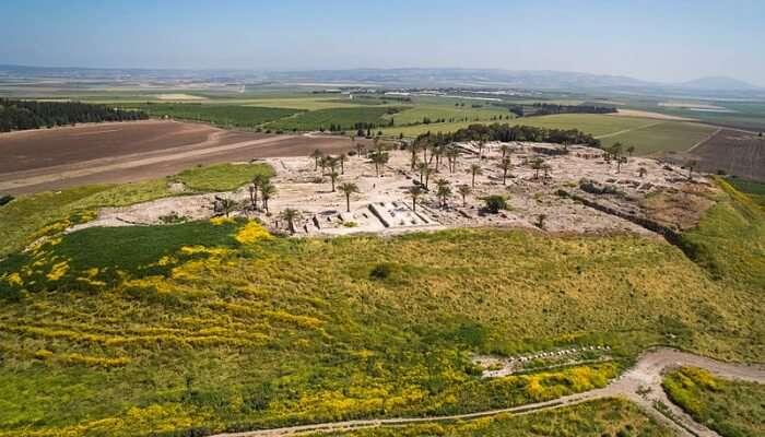 Trip To Tel Megiddo