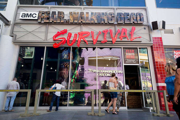 Walking Dead Survival Tour